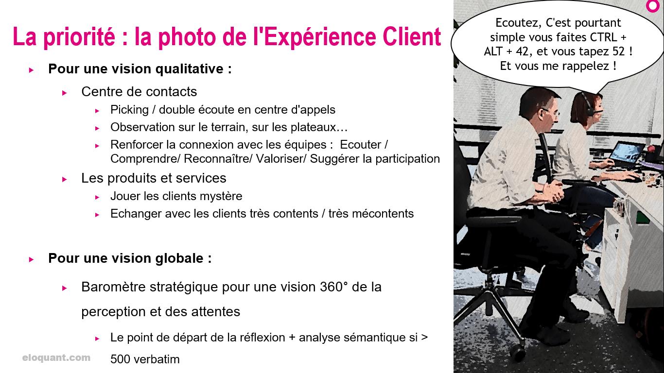 Spécial Responsable de l'Expérience Client : par où commencer pour améliorer l'Expérience Client ? 21