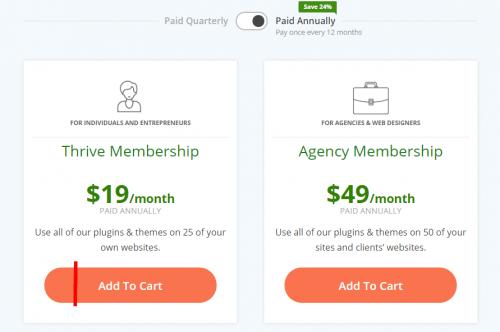 Mini formation : créez une Landing Page avec Thrive Themes + 3 exemples de landing pages à télécharger ! 9