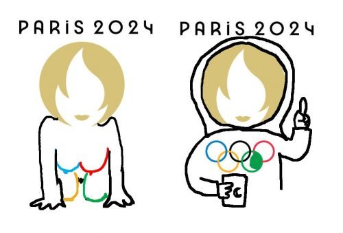Les 3 Secrets du logo Paris 2024 37