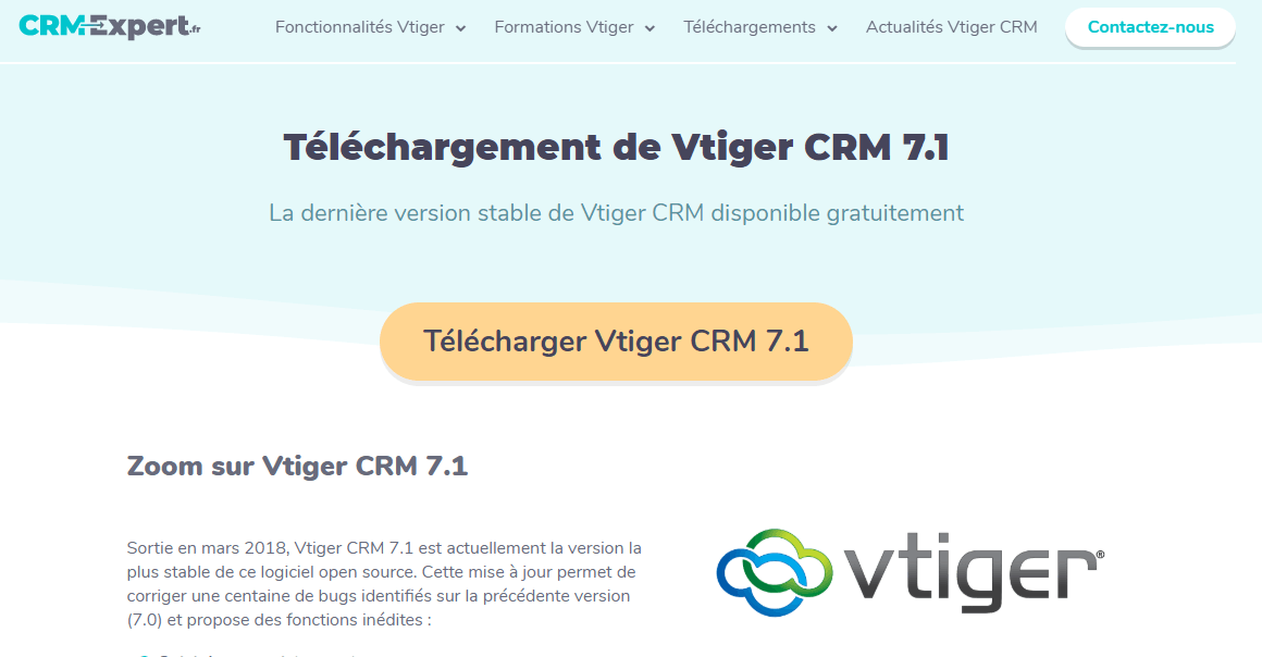 7 CRM gratuits pour les PME 11