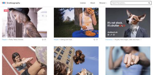 12 sites pour trouver des images libres de droits pour votre site et les réseaux sociaux 16