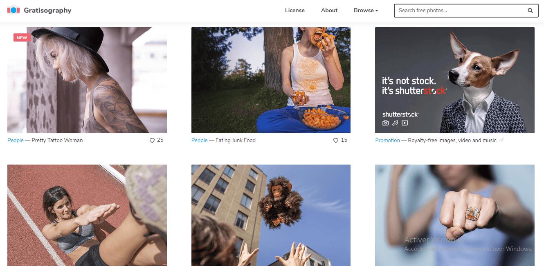 12 sites pour trouver des images libres de droits pour votre site et les réseaux sociaux 14