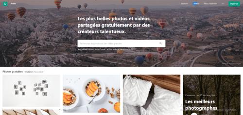 12 sites pour trouver des images libres de droits pour votre site et les réseaux sociaux 9
