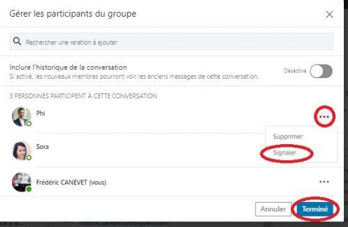 Comment envoyer un message groupé à une sélection de vos contacts LinkedIn ? - Messages Groupés sur Linkedin 10