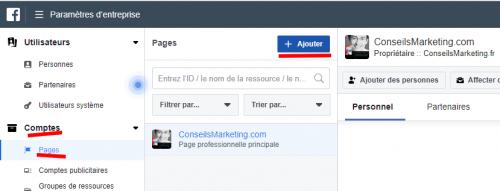 Comment enregistrer sa Page Facebook en Page d'Actualités Facebook ? 6