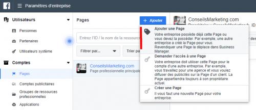Comment enregistrer sa Page Facebook en Page d'Actualités Facebook ? 7