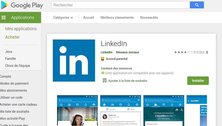 Comment participer ou créer un événement Linkedin ? 3