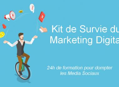 Voici votre Kit de Survie pour le Marketing Digital 🧰 - Formation marketing digital 42