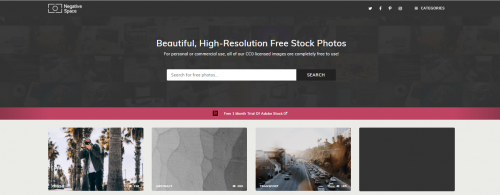12 sites pour trouver des images libres de droits pour votre site et les réseaux sociaux 12