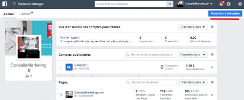 Comment enregistrer sa Page Facebook en Page d'Actualités Facebook ? 9
