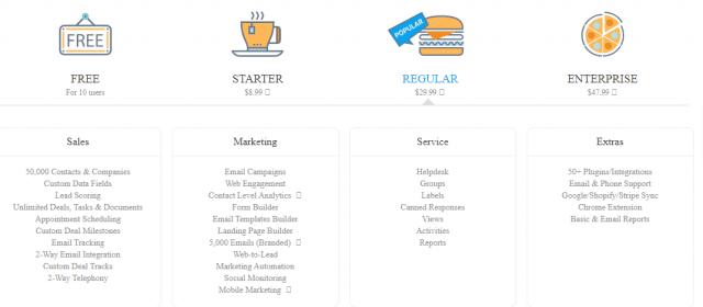 Spécial logiciel CRM : Les 13 meilleurs logiciels de CRM pour une PME en France 36