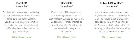 Spécial logiciel CRM : Les 13 meilleurs logiciels de CRM pour une PME en France 33