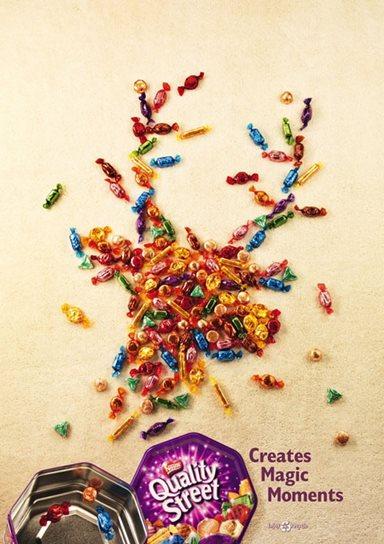 Les 120 publicités sur Noël plus belles et les plus créatives ! 4