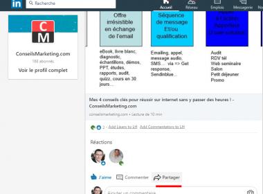 Comment avoir plus d'abonnés à votre Page Linkedin ? 55