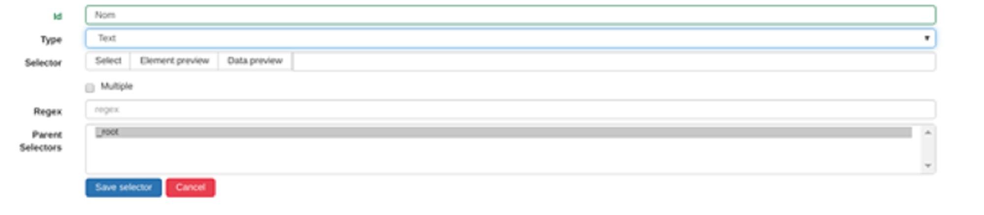 Comment faire du Web Scraping : cas pratique avec la récupération des avis clients sur Trustpilot avec webscraper.io 22