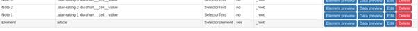 Comment faire du Web Scraping : cas pratique avec la récupération des avis clients sur Trustpilot avec webscraper.io 59