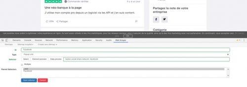 Comment faire du Web Scraping : cas pratique avec la récupération des avis clients sur Trustpilot avec webscraper.io 43