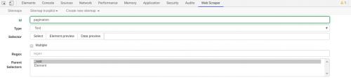 Comment faire du Web Scraping : cas pratique avec la récupération des avis clients sur Trustpilot avec webscraper.io 75