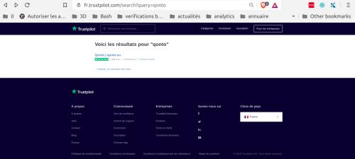 Comment faire du Web Scraping : cas pratique avec la récupération des avis clients sur Trustpilot avec webscraper.io 10