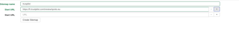 Comment faire du Web Scraping : cas pratique avec la récupération des avis clients sur Trustpilot avec webscraper.io 18