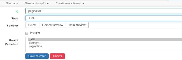 Comment faire du Web Scraping : cas pratique avec la récupération des avis clients sur Trustpilot avec webscraper.io 76