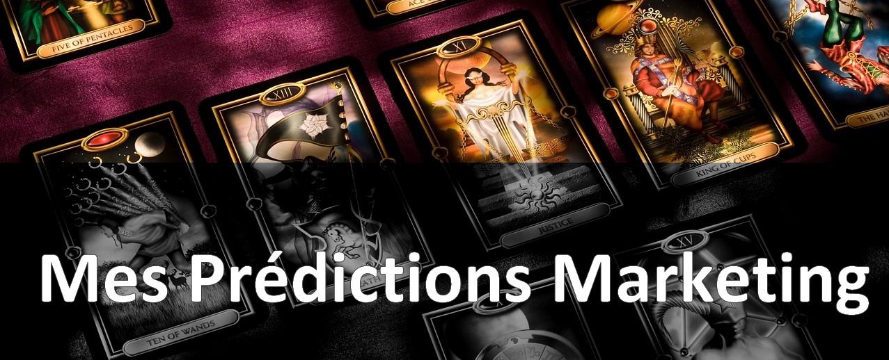 Voici mes prédictions sur les tendances Marketing de 2020 ! 1