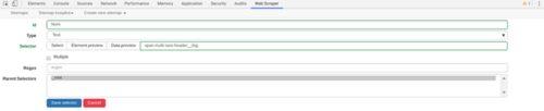 Comment faire du Web Scraping : cas pratique avec la récupération des avis clients sur Trustpilot avec webscraper.io 29