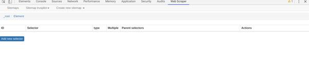 Comment faire du Web Scraping : cas pratique avec la récupération des avis clients sur Trustpilot avec webscraper.io 60