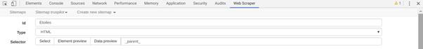 Comment faire du Web Scraping : cas pratique avec la récupération des avis clients sur Trustpilot avec webscraper.io 65