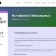 Comment faire du Web Scraping : cas pratique avec la récupération des avis clients sur Trustpilot avec webscraper.io 11