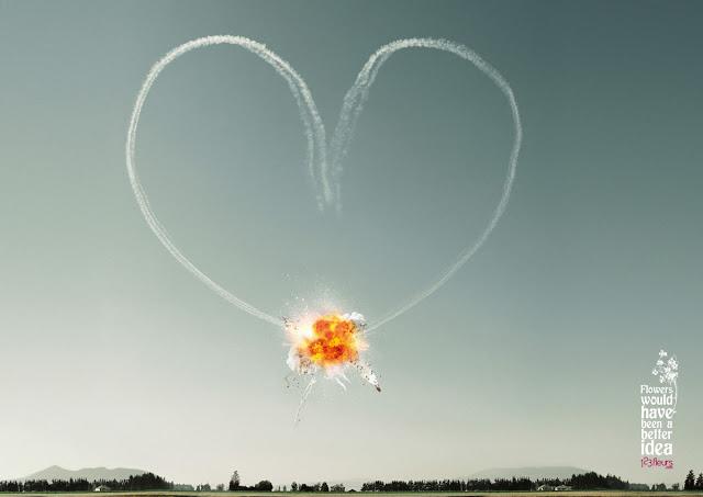 Les plus belles publicités sur la Saint Valentin... de quoi devenir Romantique - creative valentine's day ads 15