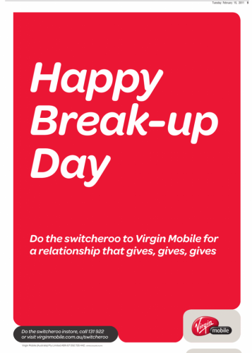 Les plus belles publicités sur la Saint Valentin... de quoi devenir Romantique - creative valentine's day ads 3