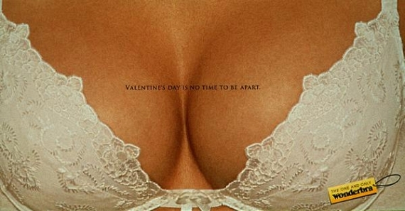 Les plus belles publicités sur la Saint Valentin... de quoi devenir Romantique - creative valentine's day ads 21