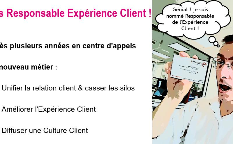 Spécial Responsable de l'Expérience Client : par où commencer pour améliorer l'Expérience Client ? 5
