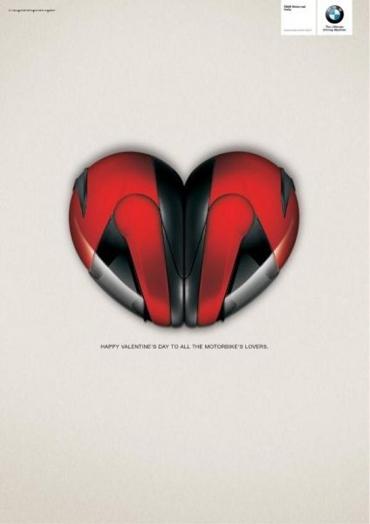 Les plus belles publicités sur la Saint Valentin... de quoi devenir Romantique - creative valentine's day ads 42