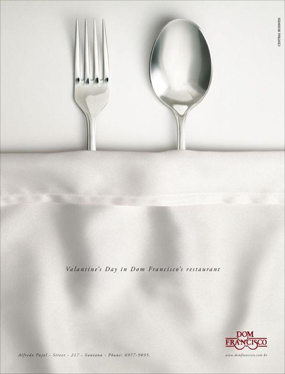Les plus belles publicités sur la Saint Valentin... de quoi devenir Romantique - creative valentine's day ads 38