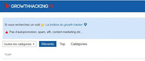 Ma sélection des meilleurs outils de Growth Hacking ! 108