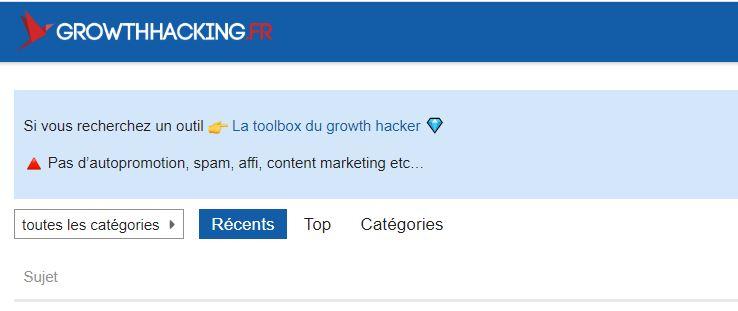 Ma sélection des meilleurs outils de Growth Hacking ! 105