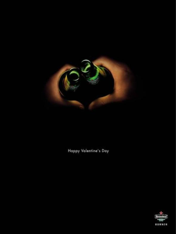 Les plus belles publicités sur la Saint Valentin... de quoi devenir Romantique - creative valentine's day ads 34