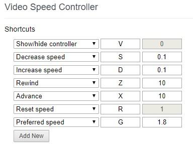 Comment modifier la vitesse de lecture sur Youtube... Jusqu'à 16 fois plus rapide ! 8