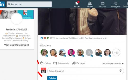 Comment avoir plus d'abonnés à votre Page Linkedin ? 11