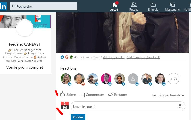 Comment avoir plus d'abonnés à votre Page Linkedin ? 8