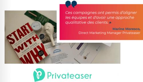 6 exemples originaux d'utilisation d'un envoi postal pour générer des prospects en B2B 10