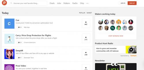 Ma sélection des meilleurs outils de Growth Hacking ! 116