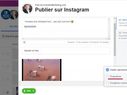 Tuto : Programmer une publication Instagram, Facebook, Twitter, Linkedin, Pinterest... en quelques secondes ! 52