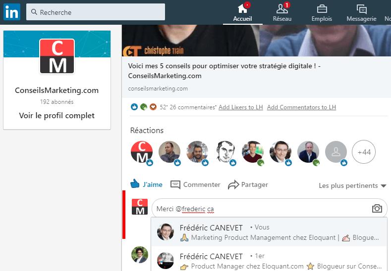 Comment avoir plus d'abonnés à votre Page Linkedin ? 2