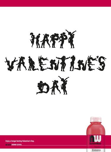 Les plus belles publicités sur la Saint Valentin... de quoi devenir Romantique - creative valentine's day ads 24