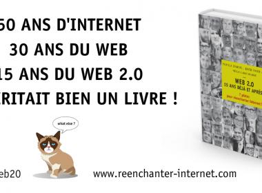 Comment survivre aux révolutions du web ? Je vous donne mon avis !  #ReEnchanterInternet 10