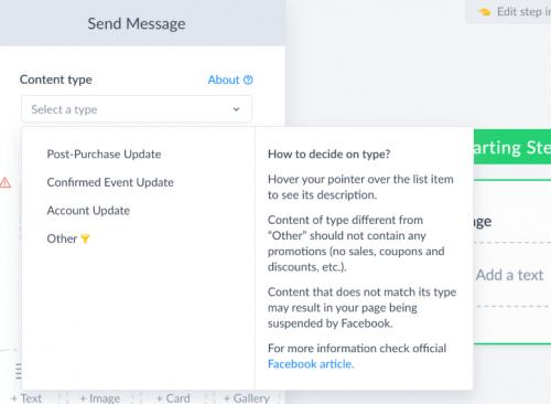 Les nouvelles règles de Facebook sur les Chatbots Messenger... la révolution du 4 mars 2020 ! 5
