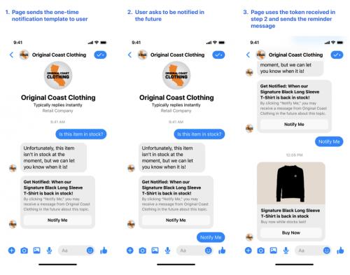 Les nouvelles règles de Facebook sur les Chatbots Messenger... la révolution du 4 mars 2020 ! 10